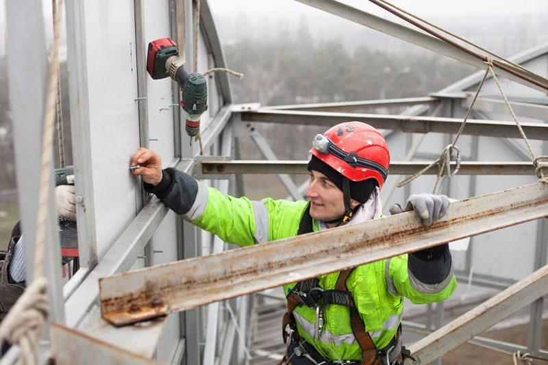Вакансии в промышленный альпинизм без опыта работы в москве
